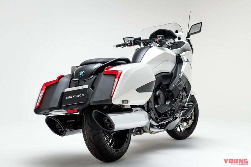 23 New BMW K1600B 2020 Exterior and Interior for BMW K1600B 2020