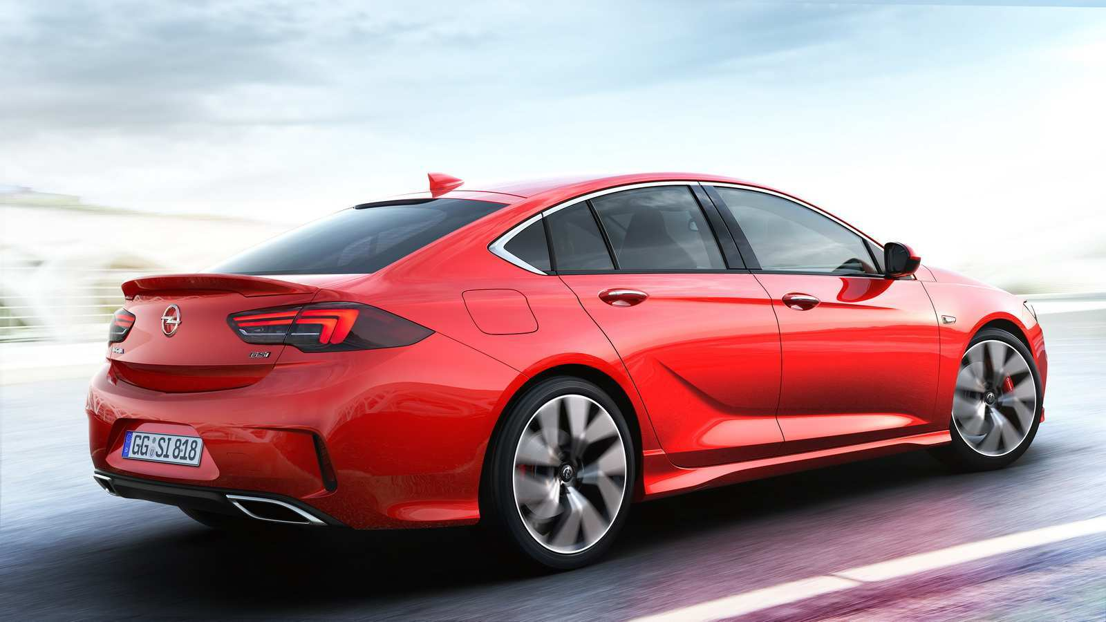 23 New Opel Insignia Opc 2020 Overview with Opel Insignia Opc 2020