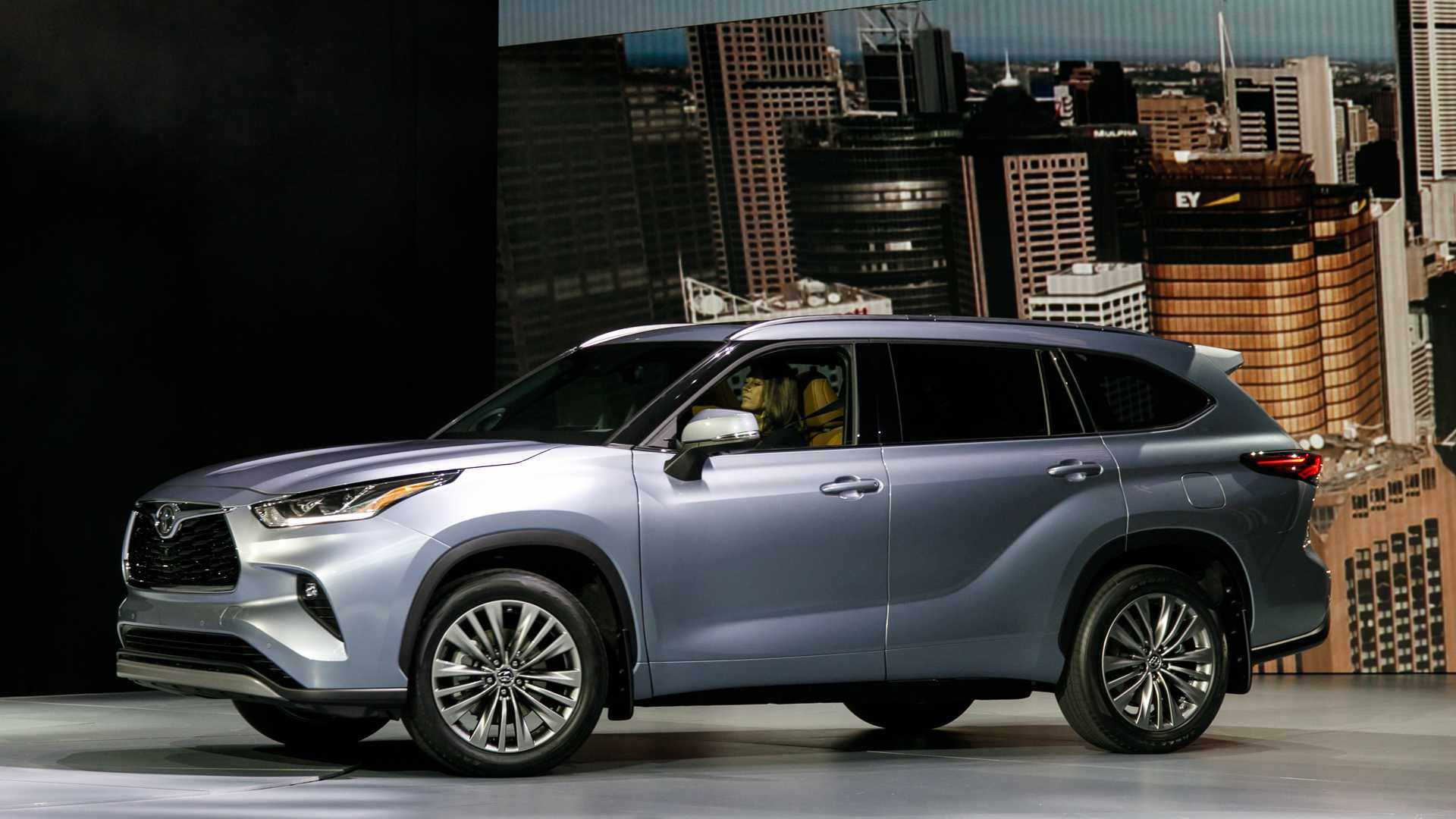 23 New Toyota Highlander 2020 Redesign First Drive by Toyota Highlander 2020 Redesign