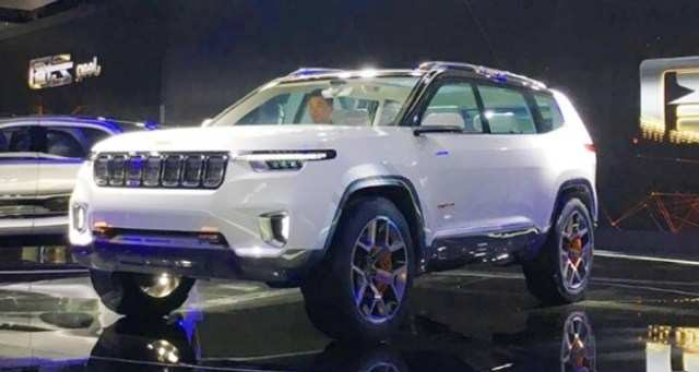 23 The Jeep Grand Cherokee 2020 Redesign Wallpaper for Jeep Grand Cherokee 2020 Redesign