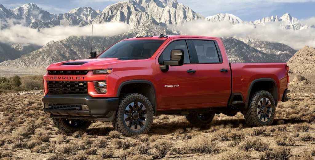 24 All New 2020 Gmc 2500 Gas Specs for 2020 Gmc 2500 Gas