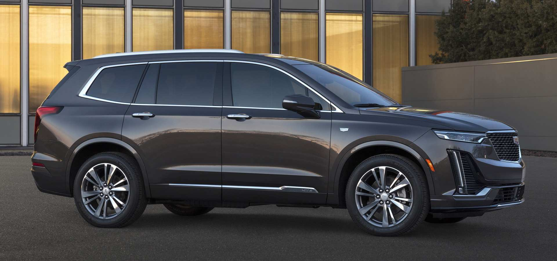24 All New 2020 Lincoln Aviator Vs Cadillac Xt6 Concept by 2020 Lincoln Aviator Vs Cadillac Xt6