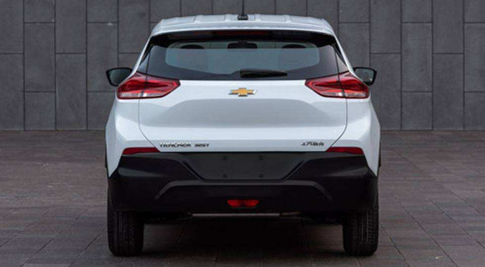 24 All New Chevrolet Tracker 2020 Ficha Tecnica Performance for Chevrolet Tracker 2020 Ficha Tecnica