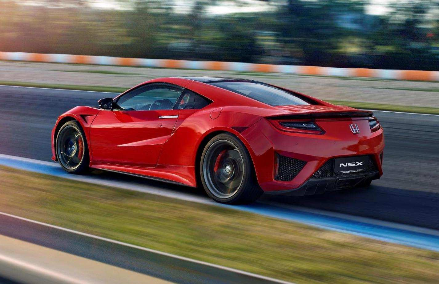 24 All New Honda Nsx Type R 2020 Specs and Review by Honda Nsx Type R 2020