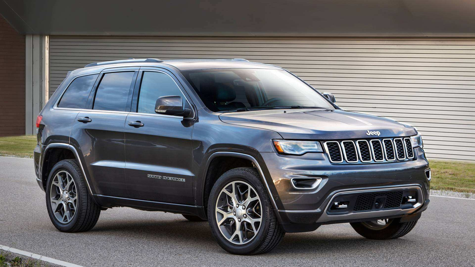 24 All New Jeep Grand Cherokee 2020 Spy Shots Rumors with Jeep Grand Cherokee 2020 Spy Shots