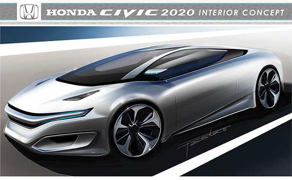 24 Best Review Honda Civic 2020 Concept Release for Honda Civic 2020 Concept