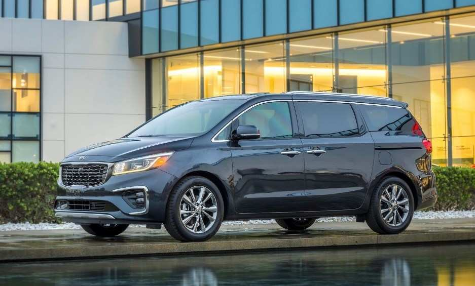24 Best Review Kia Grand Carnival 2020 Exterior and Interior with Kia Grand Carnival 2020