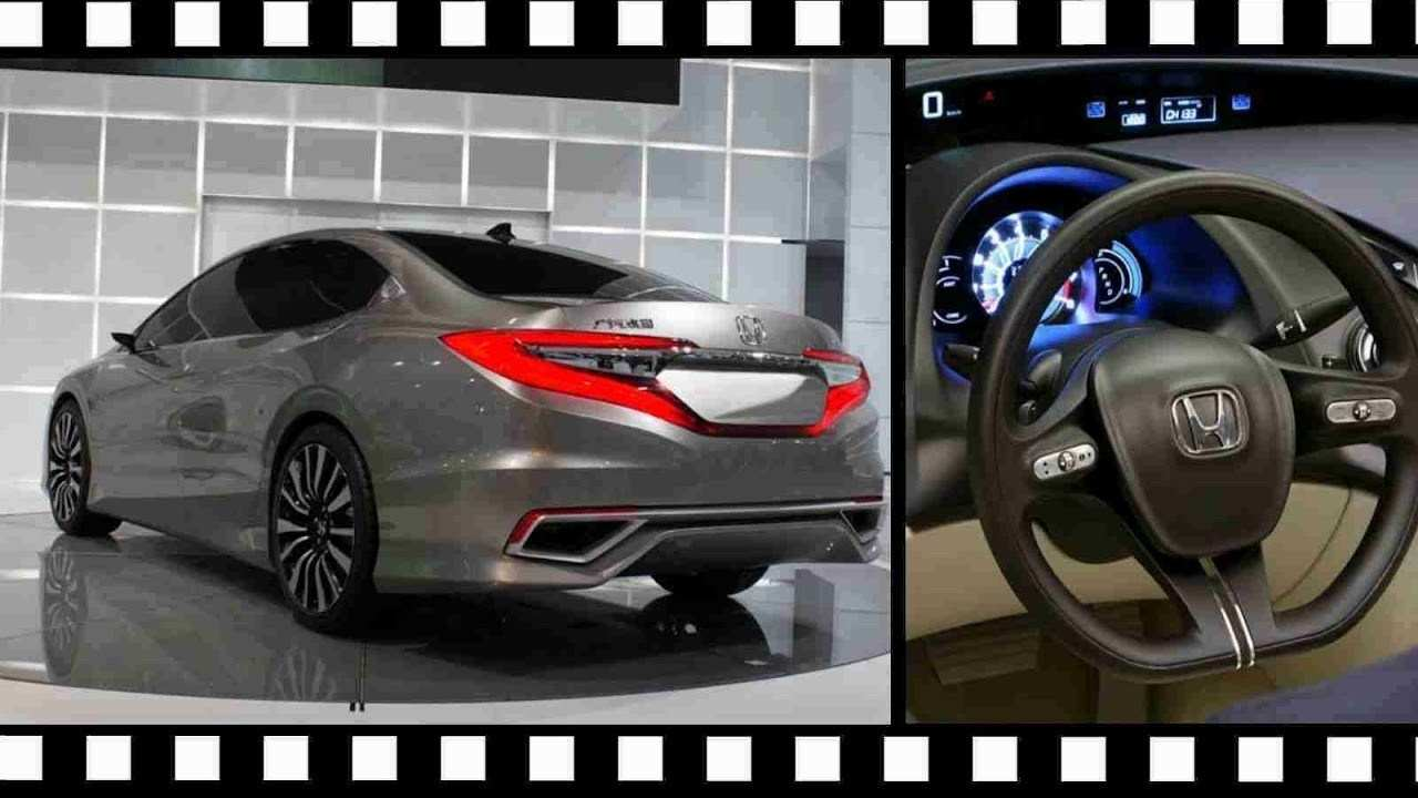 24 Concept of 2020 Honda Accord Youtube First Drive by 2020 Honda Accord Youtube