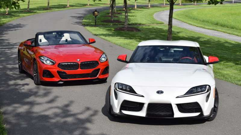 24 Concept of BMW Roadster 2020 Ratings for BMW Roadster 2020