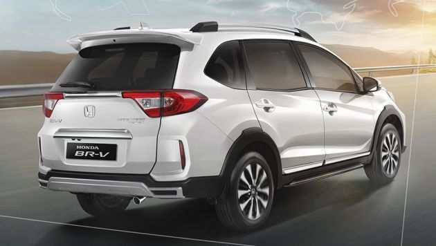 24 Concept of Honda Brv 2020 Malaysia Redesign and Concept with Honda Brv 2020 Malaysia