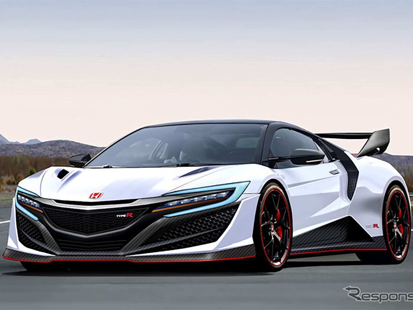 24 Concept of Honda Nsx Type R 2020 Spesification with Honda Nsx Type R 2020