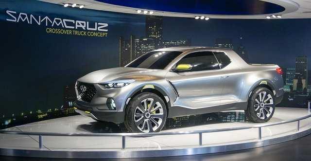 24 Concept of Hyundai Santa Cruz 2020 Review for Hyundai Santa Cruz 2020