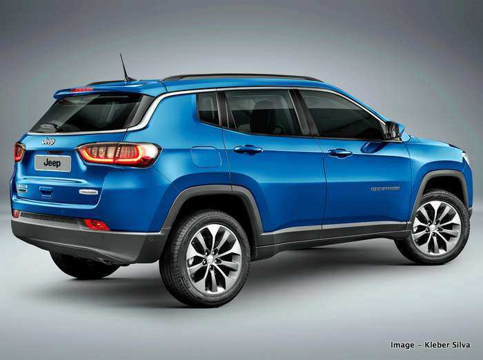 24 Concept of Jeep Compass 2020 India Speed Test for Jeep Compass 2020 India