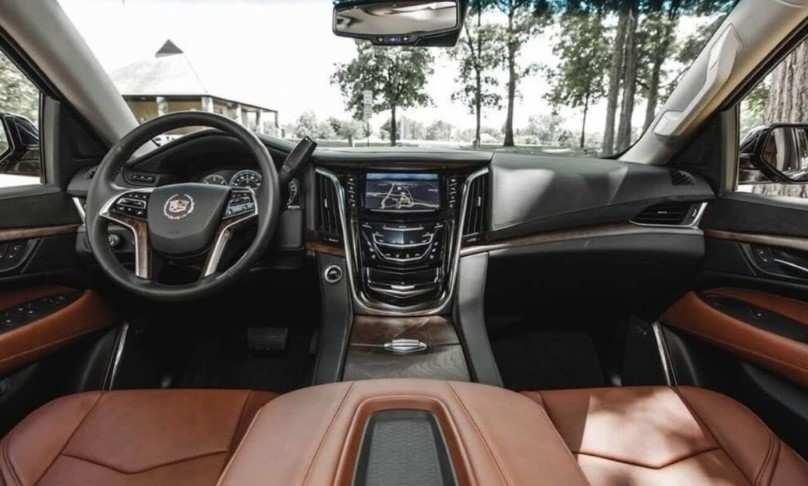 24 Gallery of 2020 Cadillac Escalade Esv Interior First Drive for 2020 Cadillac Escalade Esv Interior