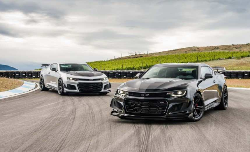 24 Gallery of 2020 Chevrolet Camaro Zl1 1Le Model by 2020 Chevrolet Camaro Zl1 1Le