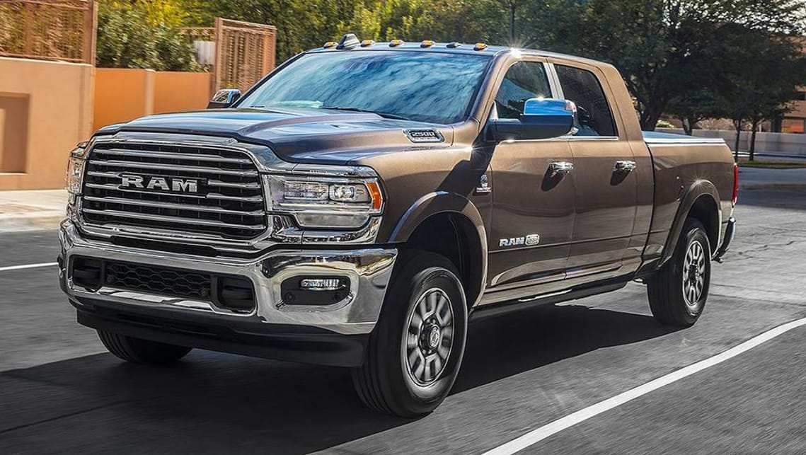 24 Gallery of 2020 Dodge Ram Limited Specs by 2020 Dodge Ram Limited