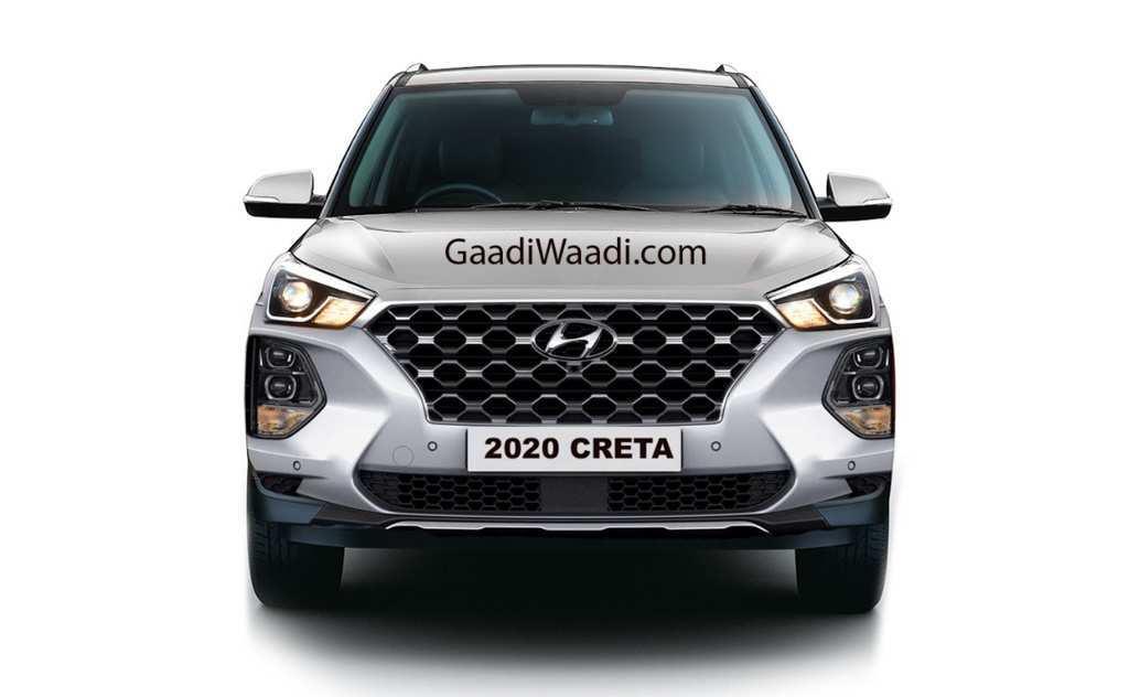 24 Gallery of Hyundai Creta 2020 India Exterior for Hyundai Creta 2020 India