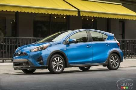 24 Gallery of Toyota Prius C 2020 Rumors by Toyota Prius C 2020