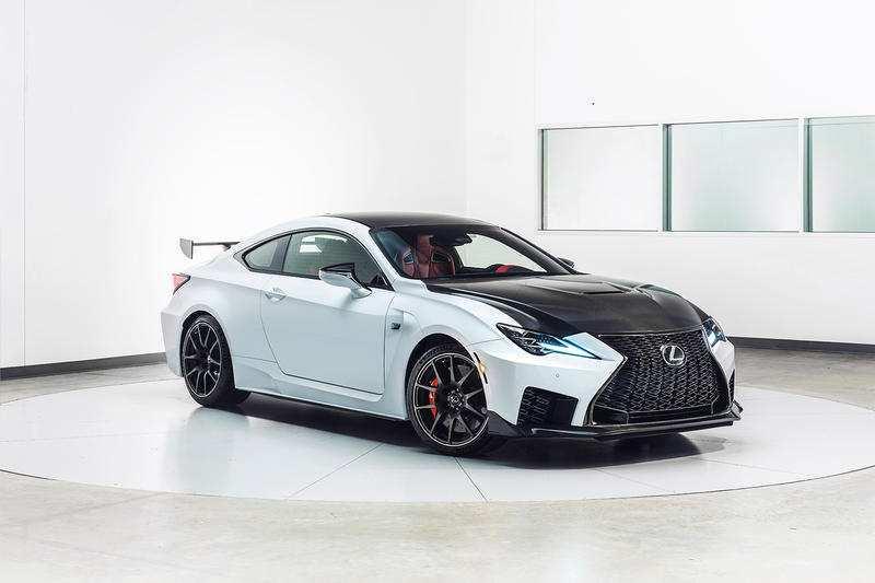 24 New 2020 Lexus Rc F Track Edition Specs Exterior and Interior for 2020 Lexus Rc F Track Edition Specs