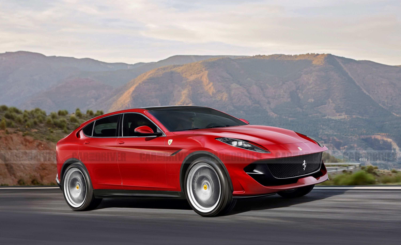24 New Ferrari V 2020 Style with Ferrari V 2020