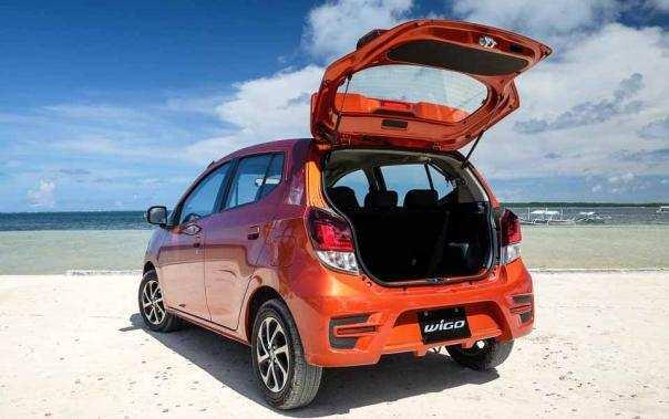 24 New Toyota Wigo 2020 Philippines Spesification with Toyota Wigo 2020 Philippines