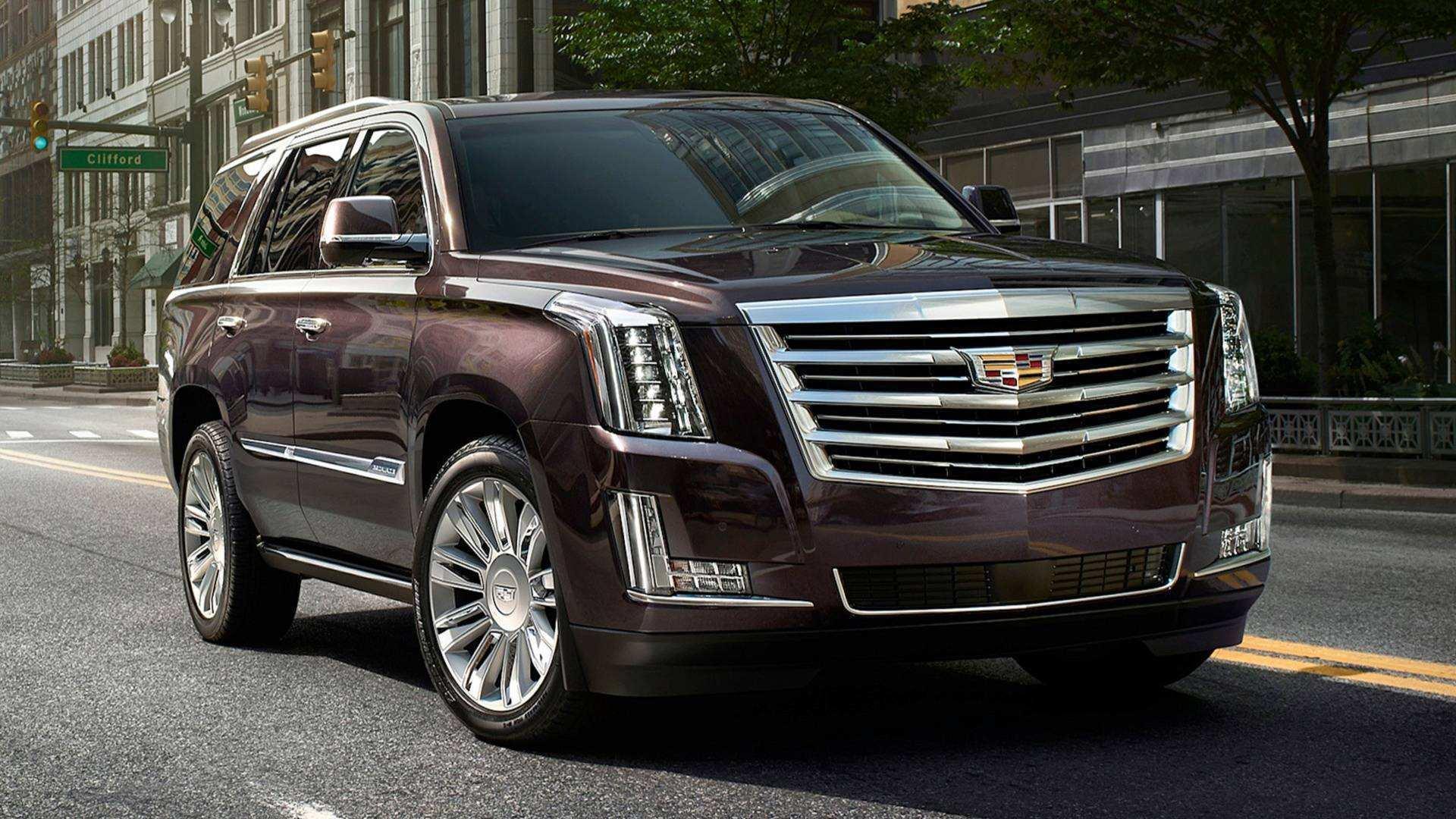 24 The 2020 Cadillac Escalade Hybrid New Concept for 2020 Cadillac Escalade Hybrid