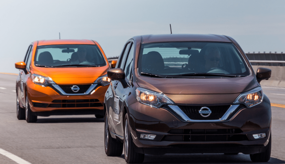 24 The 2020 Nissan Versa Hatchback Specs and Review with 2020 Nissan Versa Hatchback