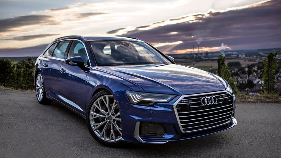 24 The Audi A6 2020 Picture by Audi A6 2020