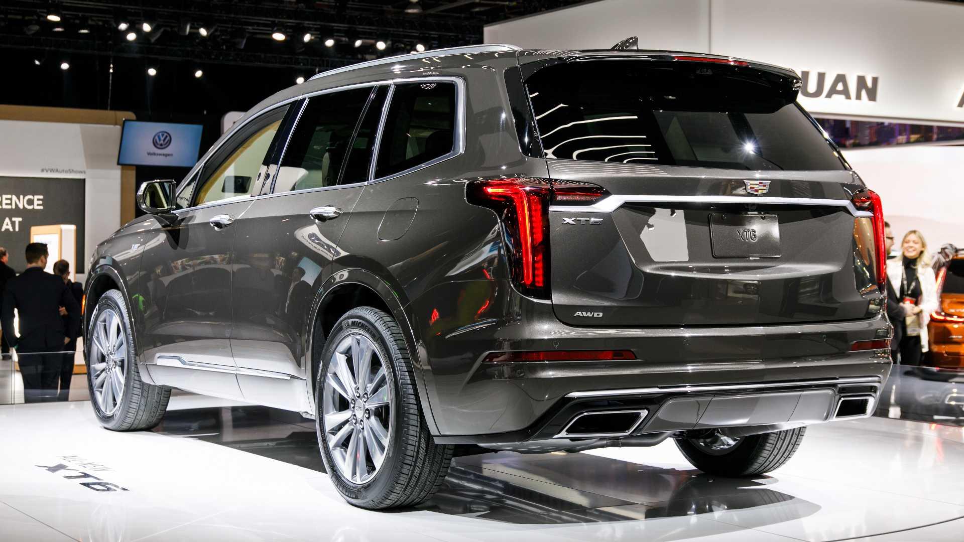 25 All New 2020 Cadillac Xt6 Length Specs for 2020 Cadillac Xt6 Length
