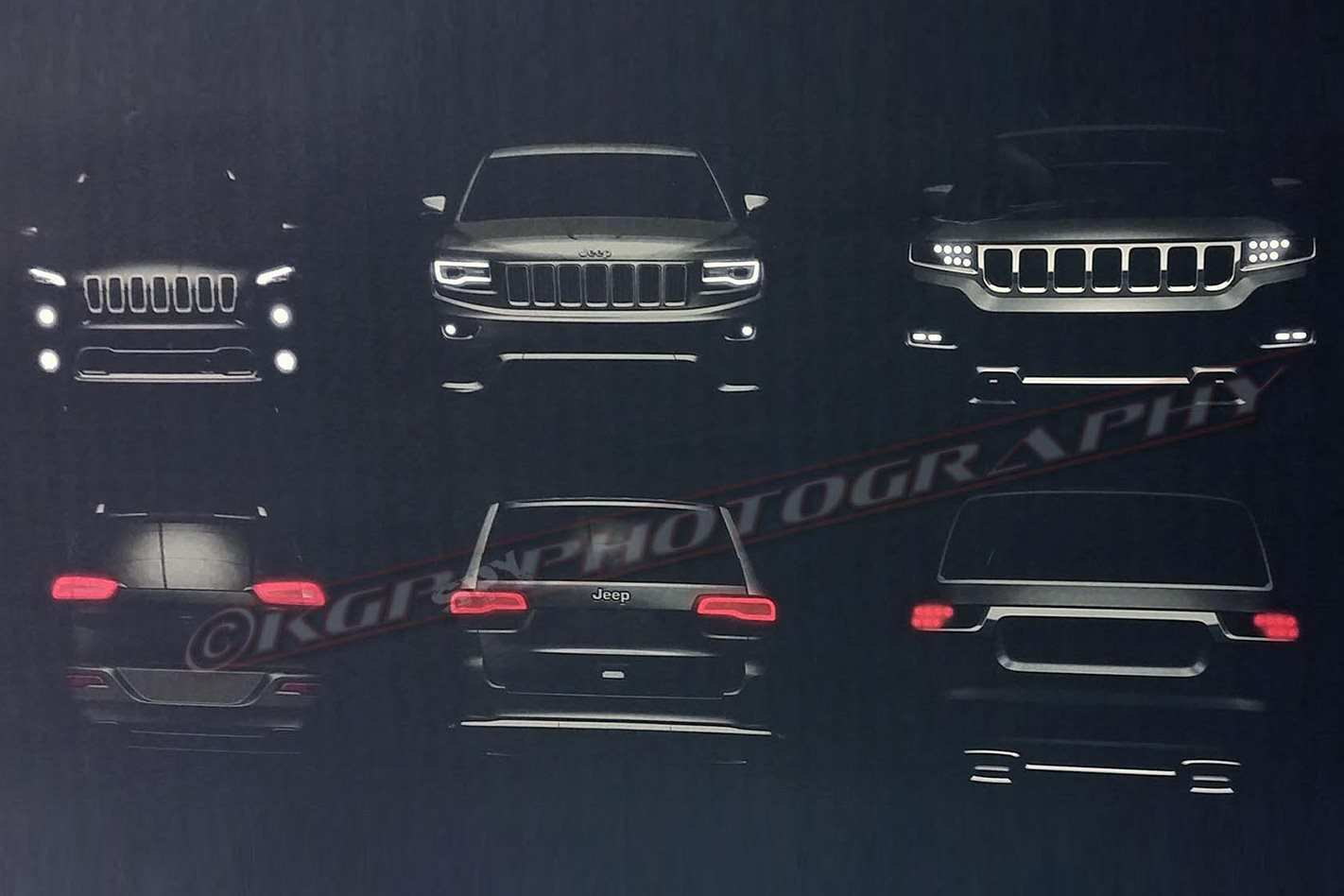 25 All New 2020 Jeep Lineup Configurations by 2020 Jeep Lineup
