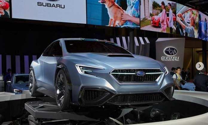25 All New Subaru Sti Wrx 2020 Spy Shoot for Subaru Sti Wrx 2020