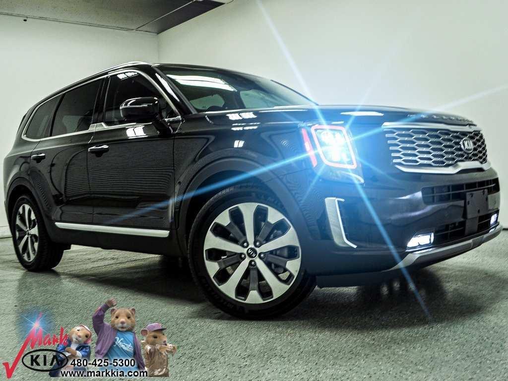 25 All New Used 2020 Kia Telluride Exterior and Interior with Used 2020 Kia Telluride