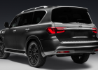 25 Best Review Infiniti Qx80 2020 Spy Shoot by Infiniti Qx80 2020