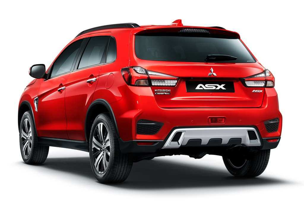 25 Best Review Mitsubishi Asx 2020 Specs Model by Mitsubishi Asx 2020 Specs