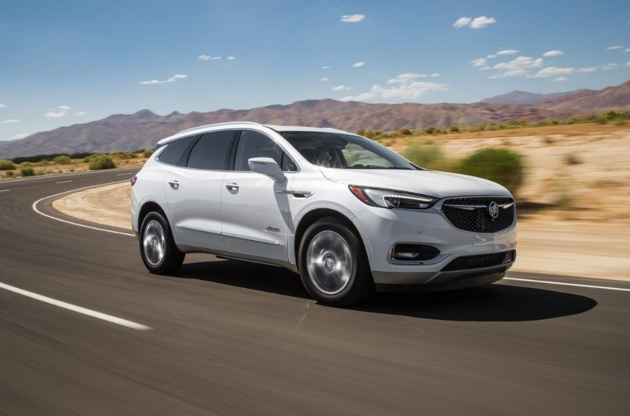 25 Concept of 2020 Buick Enclave Release Date Spy Shoot with 2020 Buick Enclave Release Date