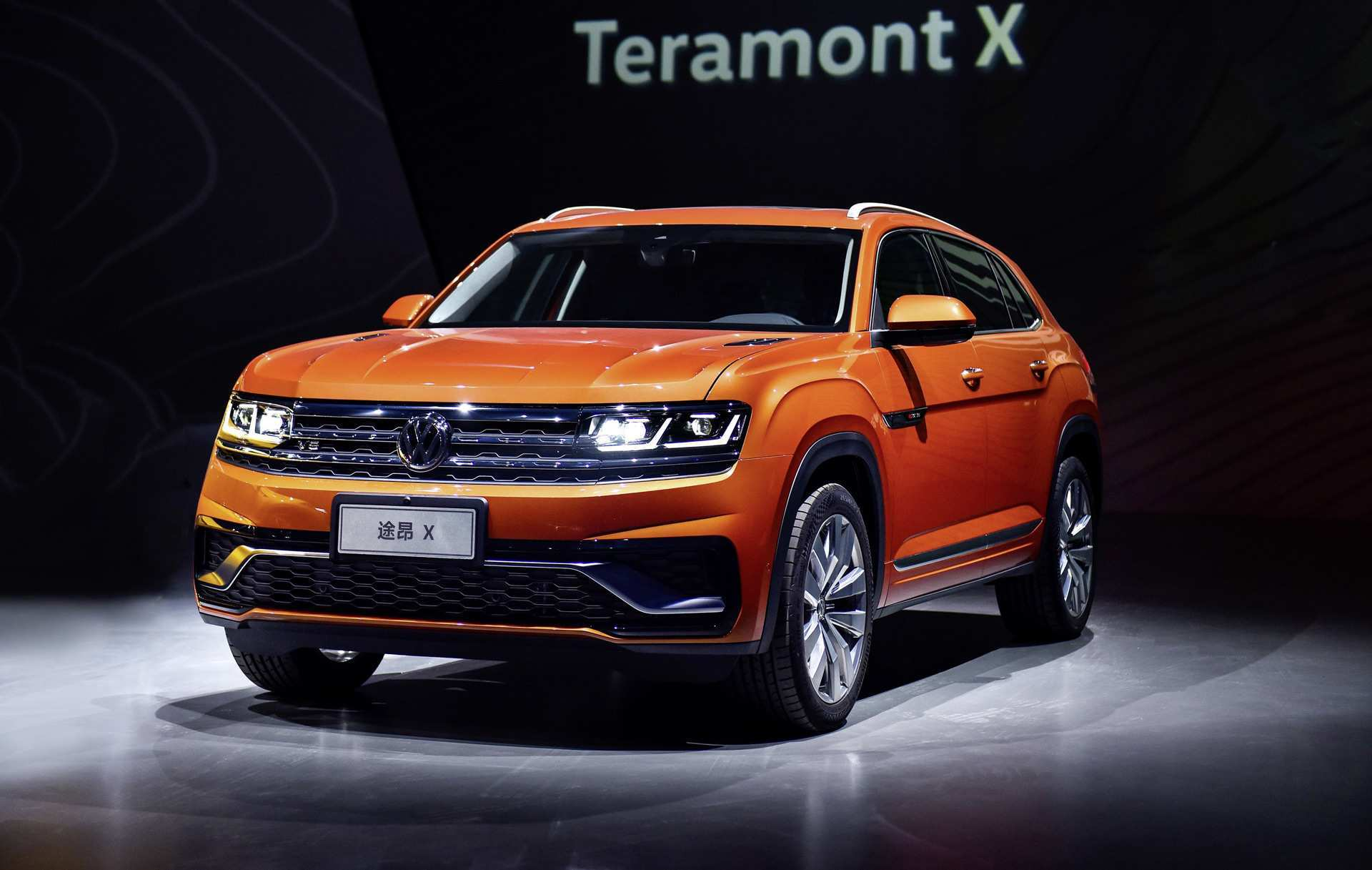 25 Concept of 2020 Volkswagen Teramont X First Drive for 2020 Volkswagen Teramont X