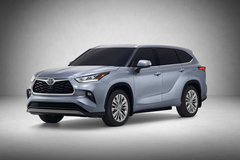 25 Concept of Toyota Kluger New Model 2020 Redesign and Concept with Toyota Kluger New Model 2020