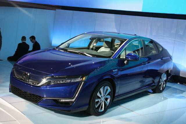 25 Gallery of 2020 Honda Clarity Plug In Hybrid Spy Shoot for 2020 Honda Clarity Plug In Hybrid