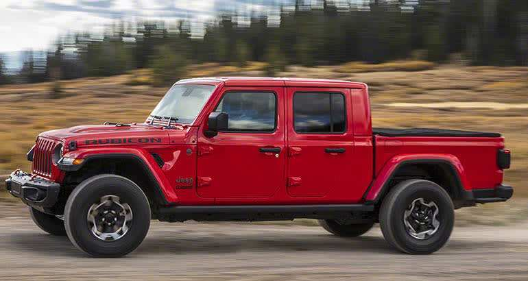 25 Gallery of Gas Mileage For 2020 Jeep Gladiator Performance for Gas Mileage For 2020 Jeep Gladiator