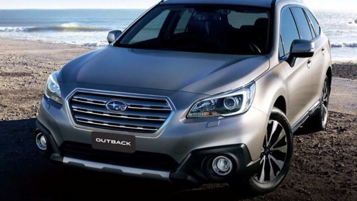 25 Gallery of Subaru Outback New Model 2020 Reviews by Subaru Outback New Model 2020