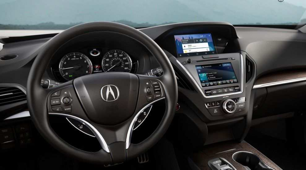 25 Great 2020 Acura Mdx Interior Release Date by 2020 Acura Mdx Interior
