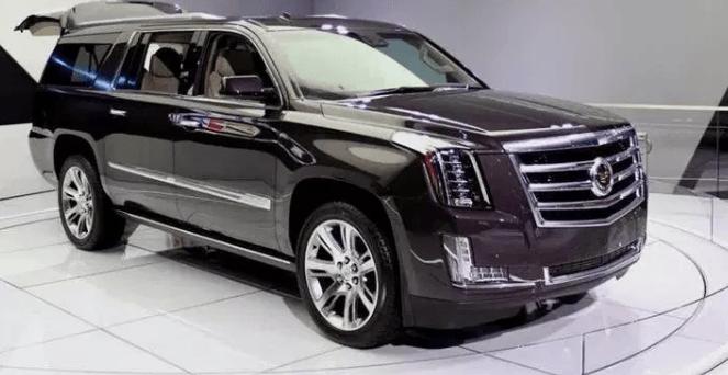 25 New 2020 Cadillac Escalade Hybrid Exterior and Interior by 2020 Cadillac Escalade Hybrid