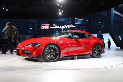25 New Cost Of 2020 Toyota Supra New Review with Cost Of 2020 Toyota Supra