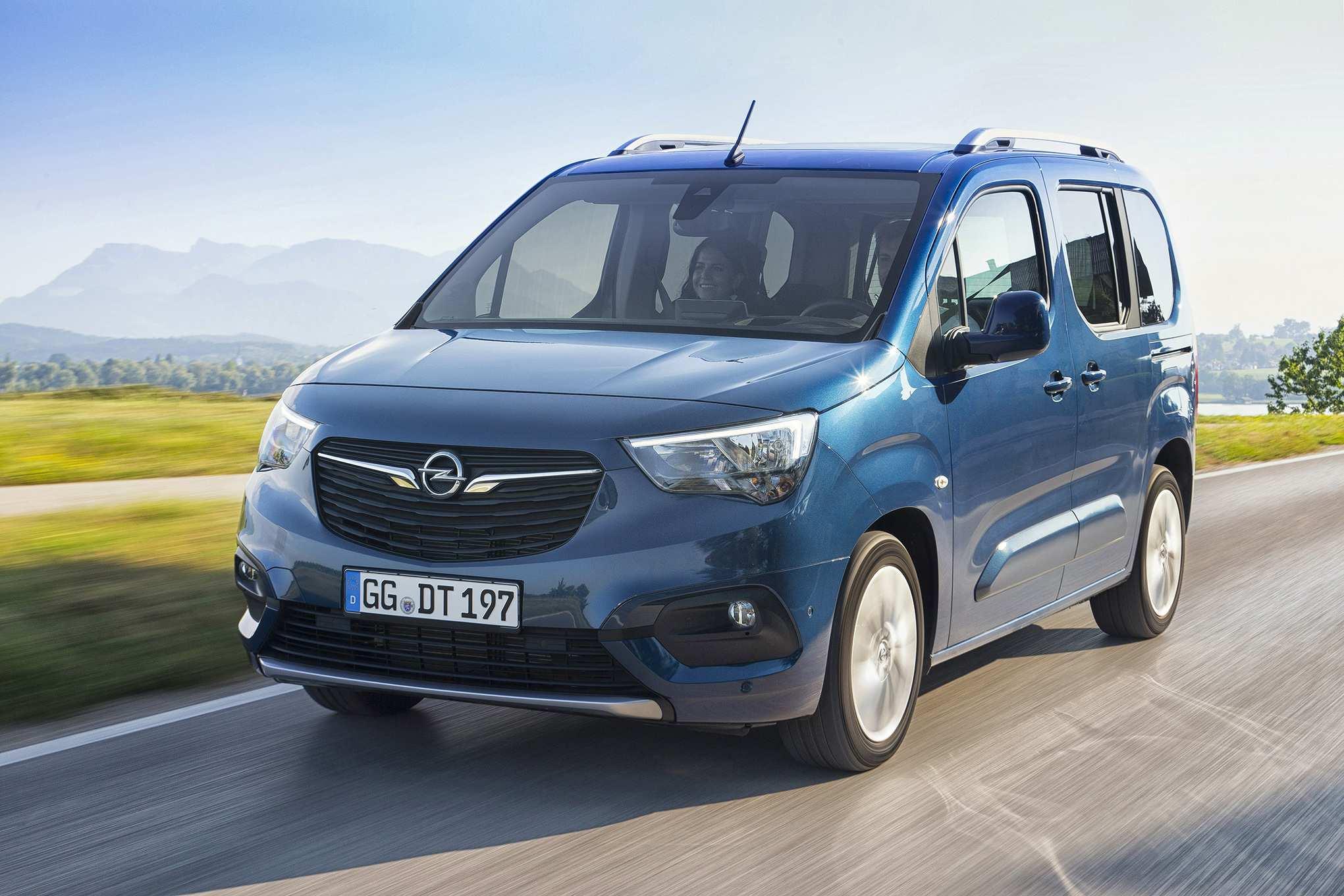 25 New Neuer Opel Vivaro 2020 Picture for Neuer Opel Vivaro 2020