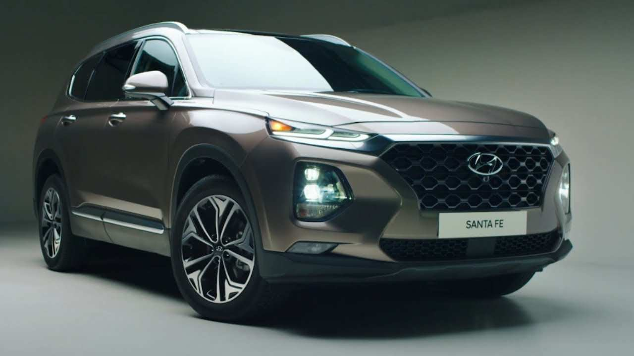 25 New When Will The 2020 Hyundai Santa Fe Be Released Speed Test by When Will The 2020 Hyundai Santa Fe Be Released
