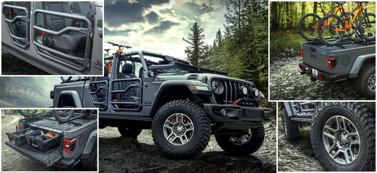 25 The 2020 Jeep Gladiator Accessories Redesign for 2020 Jeep Gladiator Accessories