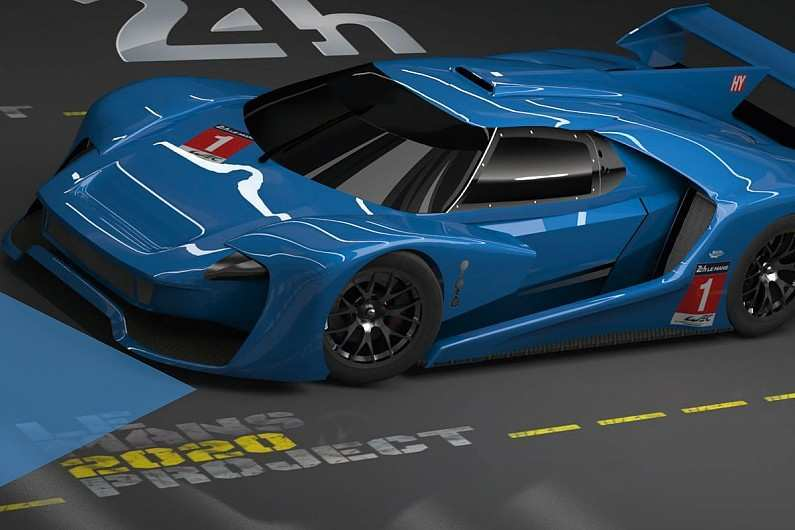 25 The Ford Wec 2020 Spesification by Ford Wec 2020