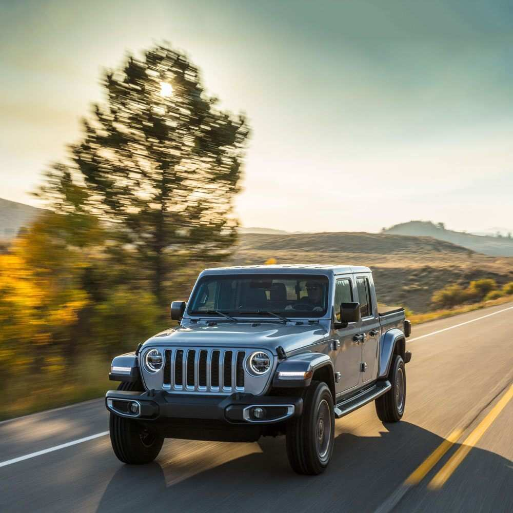 26 All New 2020 Jeep Gladiator Interior Photos for 2020 Jeep Gladiator Interior
