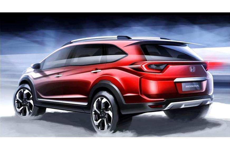 26 All New Honda New Suv 2020 Concept for Honda New Suv 2020
