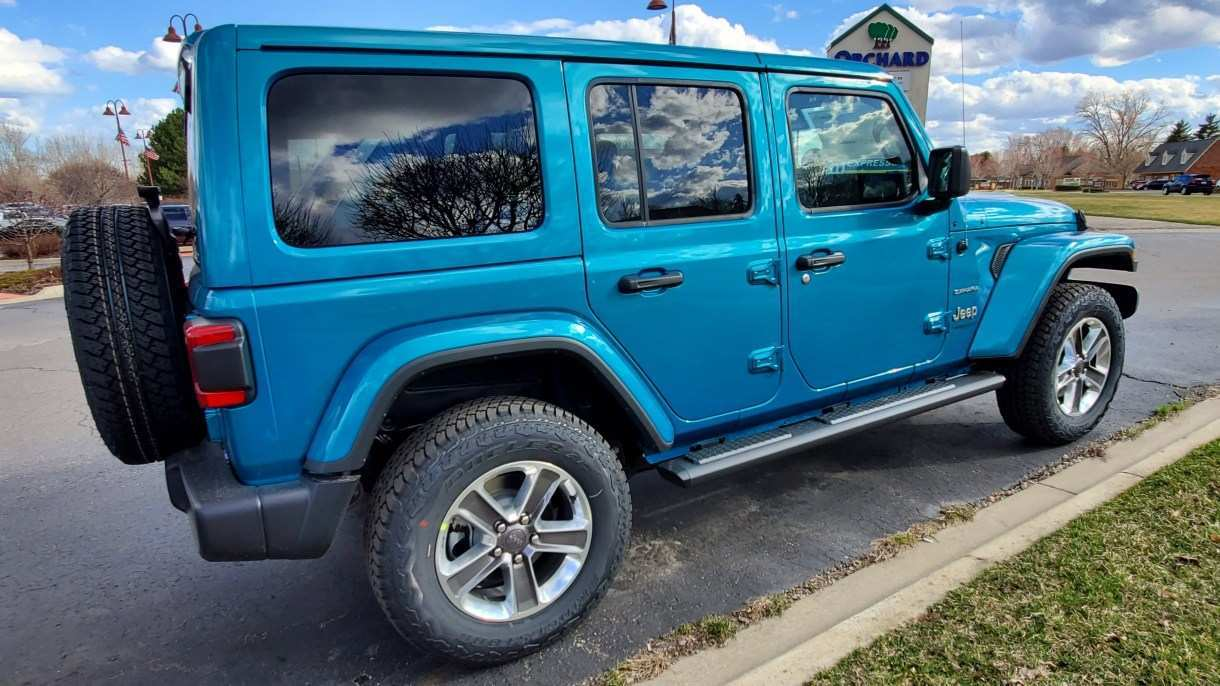 26 All New Jeep Jl Colors 2020 Ratings by Jeep Jl Colors 2020